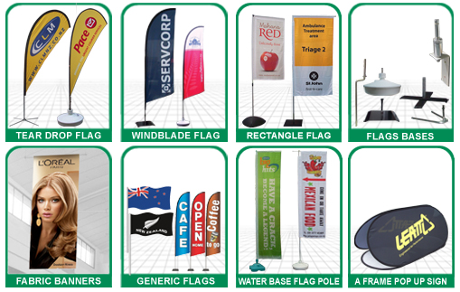 Banner Flags Teardrop Feather Advertising Rectangle Fabric Banners Generic Water Base Poles A