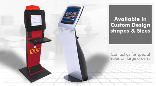 Contact Displays Portable Display Stands Products MULTIMEDIA Magnificent Multimedia Display Stands