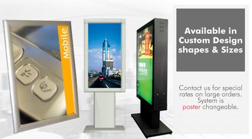 Contact Displays - Portable Display